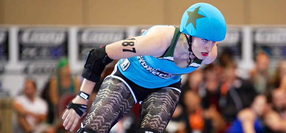 Rollercon 2012 – Philly Rollergirls Vs. Minnesota Rollergirls